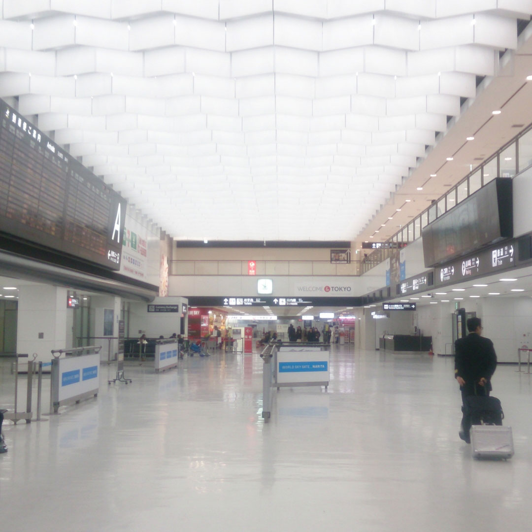 開進交通|ご帰国者様専用空港送迎ハイヤープラン|羽田空港