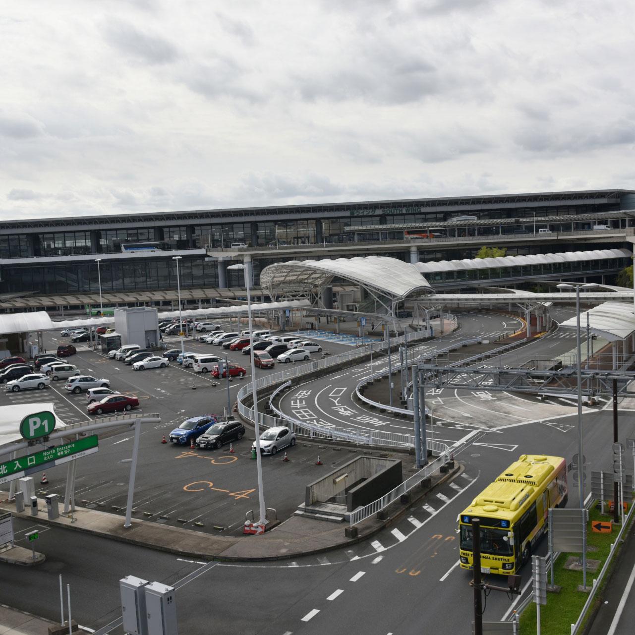 開進交通|ご帰国者様専用空港送迎ハイヤープラン|成田空港